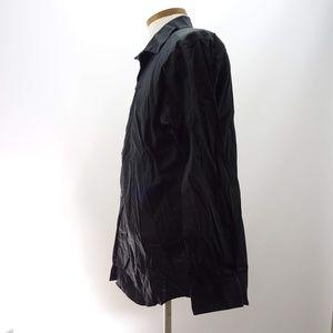 Alfani Shirts - Alfani Slim Fit Men's Black Long Sleeve XL NWOT